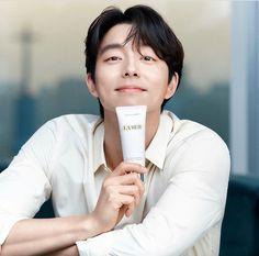Gong Yoo, Korean Men, Korean Actors, Kim Go Eun Goblin, Korean Photoshoot, Goong, Joo Hyuk, Kdrama, Skincare
