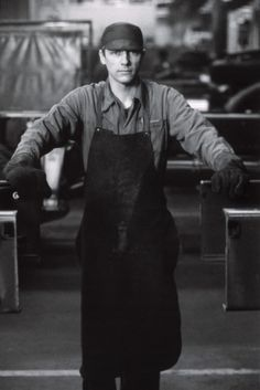 Image result for 1950s male factory worker