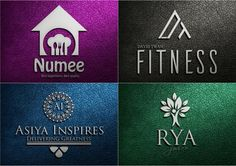 design highly eye catching logo with free Transparent file