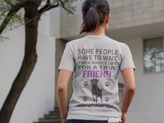 Limited edition My Labrador, A True Friend T-Shirt & Hoodies. Available now for a limited time on Teespring.