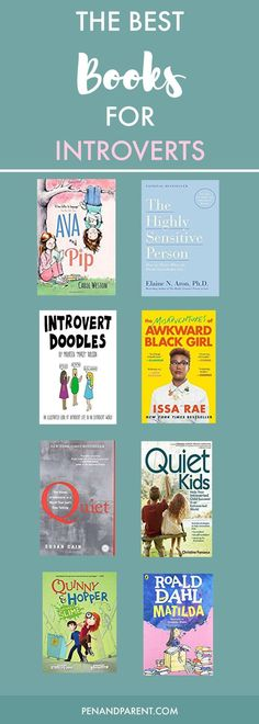 Are you an introverted parent or have an introverted child? Do you want to understand introverted moms and children's personality types by reading books for introverted parents and kids? These best books for introverted people will help you thrive as a parent and teach your child to grow strong in an extroverted world. Check them out or save to read later. FREE PRINTABLE - Children's Book about an Introverted Skunk