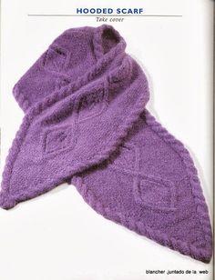 bufandas vogue - Rosane Al - Álbuns da web do Picasa