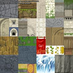 Zelda: Wind waker Tech and Texture Analysis *picture heavy* - Polycount Forum