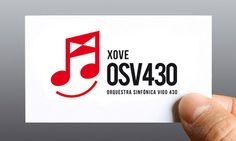 Accepted logo for Xove Orquestra Vigo 430 (2013)