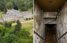 Lynnwood Hall, National Gallery Of Art, Neoclassical, Reception Rooms, Titanic, Abandoned, Entrance, Real Estate, Mansions