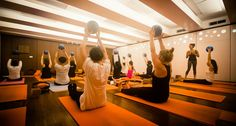 Good Vibes Glow Pilates #coventgarden #fitzrovia
