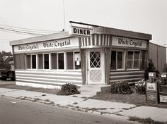 images of retro diners   white crystal diner a farmer in a diner in pie town new mexico