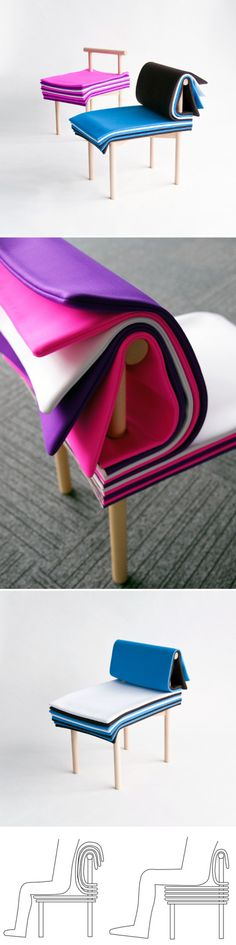 Silla... sillón... más respaldo... menos respaldo... mas altura... menos... etc