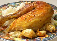 La soupe à la citrouille: Mon poulet rôti du Dimanche aux épices