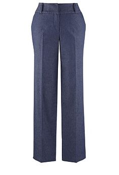 Tall Straight Leg Trouser Jean, Plus Size