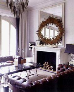 Lazaro Rosa Violan Australian Vogue Living {art deco traditional modern living room} | Flickr - Photo Sharing!