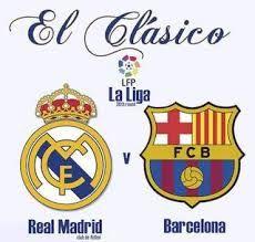 Barcelone VS Real Madrid 2014