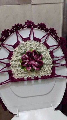 69 New Ideas For Crochet Doilies Diagram Haken Crochet Cat Toys, Crochet Mittens, Crochet Home, Crochet Baby, Crochet Doily Diagram, Filet Crochet, Crochet Doilies, Crochet Flowers, Wc Set