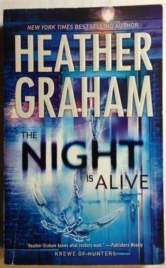 The Night Is Alive by Heather Graham (2013 - Paperback) Book 10 Krewe of Hunters