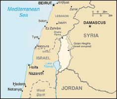 4/16/2017 ISRAEL: Golan Heights, Wikipedia.