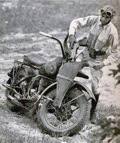 Prewar Harley-Davidson WL