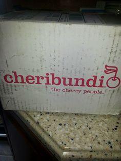 Saving 4 A Sunny Day: Got My Cheribundi!