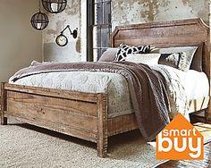 Fanzere Queen Panel Bed