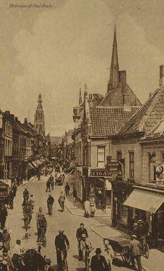 Breda - Ginnekenstraat