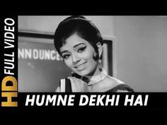 Humne Dekhi Hai In Aankhon Ki Mehakti Khusboo Lata Mangeshkar Songs, Evergreen Songs, Bollywood Movie Songs, Rajesh Khanna, Music Recommendations, Film Song, Song Hindi, Top Videos, Hit Songs