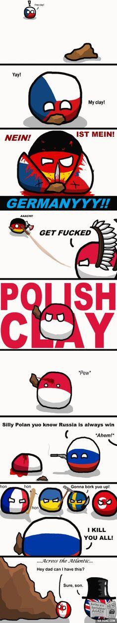 My Clay!