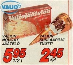 Sweet Memories, Childhood Memories, Old Commercials, Good Old Times, Old Ads, Vintage Recipes, Grocery Store, Finland, Retro Vintage