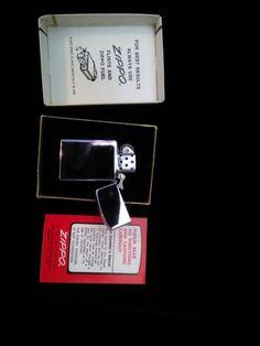 Zippo Lighter new in the box 1977