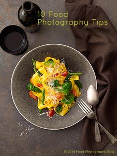 10 Food Photography Tips