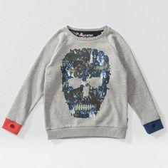 animal pack Sweater | Munsterkids