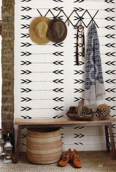 Remodelaholic | Modernized Southwest Style Decorating