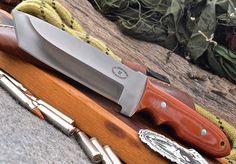 CFK USA Custom BATTLE-RAPTOR TANTO Handmade D2 Bushcraft Knife & FIRE STARTER