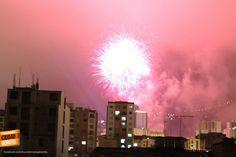 Polvora de Feria Bonita en Bucaramanga. Gracias Gracias Miguel Angel Suarez (https://www.facebook.com/miguel.a.suarez.56) por la foto...