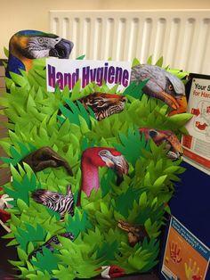 """hand hygiene"" display - Google Search"