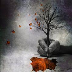When The Autumn Is by IrondoomDesign.deviantart.com on @DeviantArt
