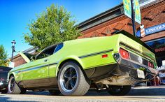 1971 Ford Mustang Mach 1 | Flickr - Photo Sharing!  By Chad Horwedel.