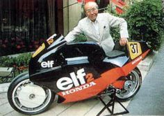 elf2 and Soichiro HONDA