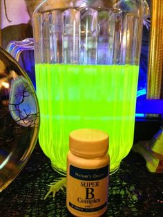 Amazing!! AND  fast  easy and cheap!   Lady Ford's Blog About Everything! Glowing liquid and you can drink it!!!!!!! (A little excited  can you tell?!)