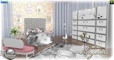 JomsimsCreations : Bedroom Angelica.