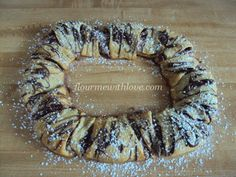 Flour Me With Love: Nutella & Cheese Danish