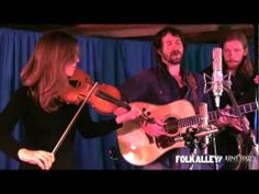 ▶ The Stray Birds - Heavy Hands (FolkAlley.com) - YouTube