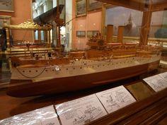 El museo más antiguo de Europa es fiel reflejo del dominio mundial que tuvo la navegación española hace siglos: Museo Naval (Madrid)