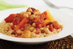 Fondation olo recipe chickpea and vegetable couscous. Kosher Recipes, Vegan Recipes, Kosher Food, Healthy Cookies, Healthy Snacks, Vegetable Couscous, Crockpot Chicken Healthy, Healthy Family Meals, Baby Food Recipes