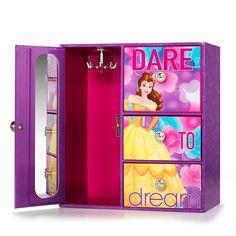Purple Jewelry Box.-Disney® Princess Musical Jewelry Armoire | Avon www.youravon.com/ annecoddington