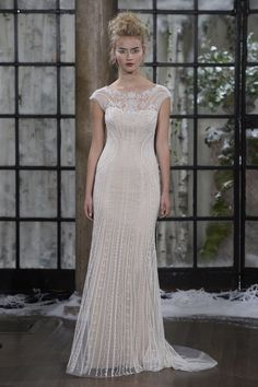 The Best of Fall 2015 Bridal Fashion Week | StyleCaster