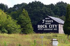 See 7 States from Rock City, via Flickr.