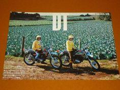 DT125、DT90 カタログ。YAMAHA、ヤマハ_画像1