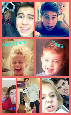 My edit. Skylynn and nash grier <3