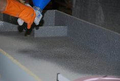 Creating Concrete Countertops Using GFRC - Concrete Countertop Institute Concrete Fence, Concrete Design, Cement, Reinforced Concrete, Concrete Countertops, Counter Tops, African Art, Future House, Fiber