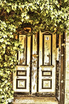 This door is closed for ever. Seen in Zingst