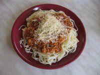 Špagety - na dva způsoby